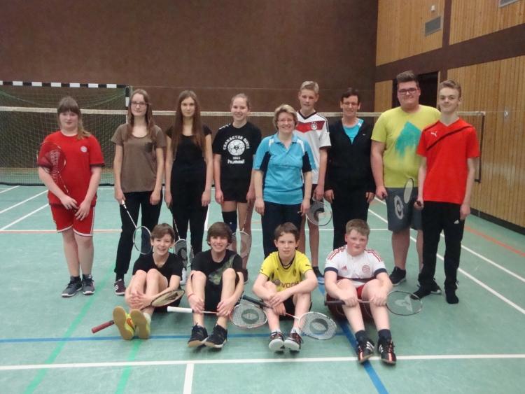 HSC Badminton Jugend 2016